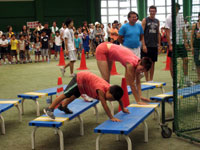 北京オリンピック事前合宿記念コスケを開催