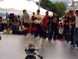 ストリートダンス 全国大会開催決定