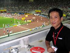 世界陸上大阪大会から北京オリンピックへ、その次へ・・・
