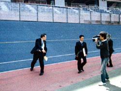 世界陸上大阪大会 事前キャンプ誘致成功