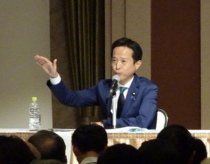 【公開討論会!】第25回参議院議員通常選挙(徳島県・高知県選挙区)